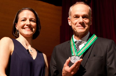 Image of 2019 Templeton Prize winner Marcelo Gleiser