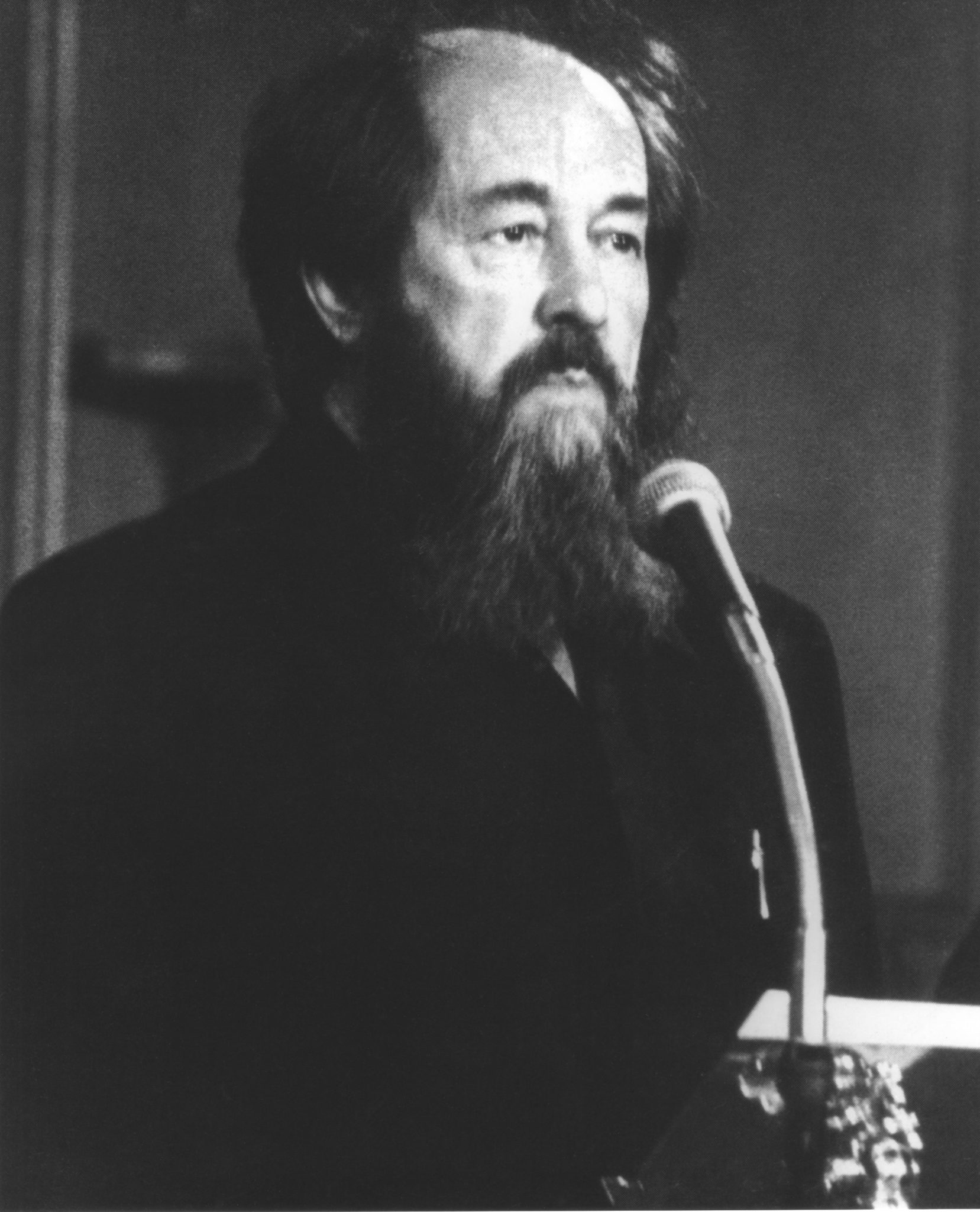 Aleksandr Solzhenitsyn – Templeton Prize