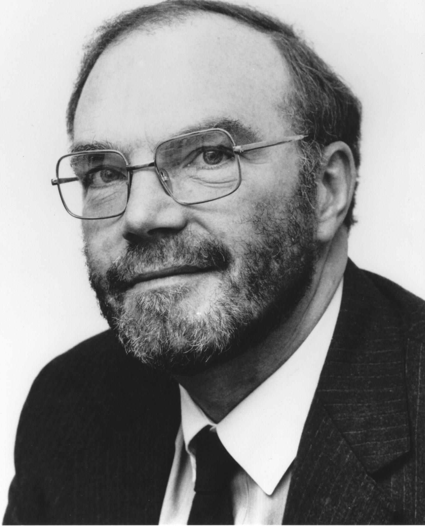 Michael Bourdeaux 1984 Laureate of Templeton Prize Headshot