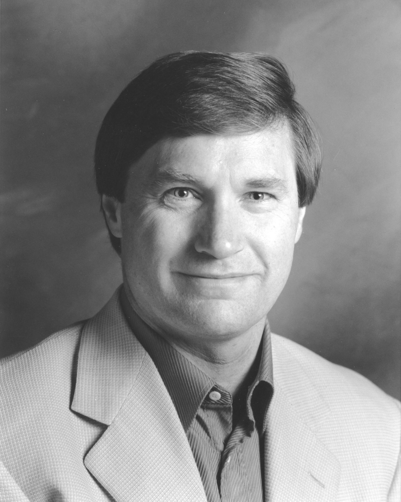 John D. Barrow 2006 Laureate of Templeton Prize Headshot