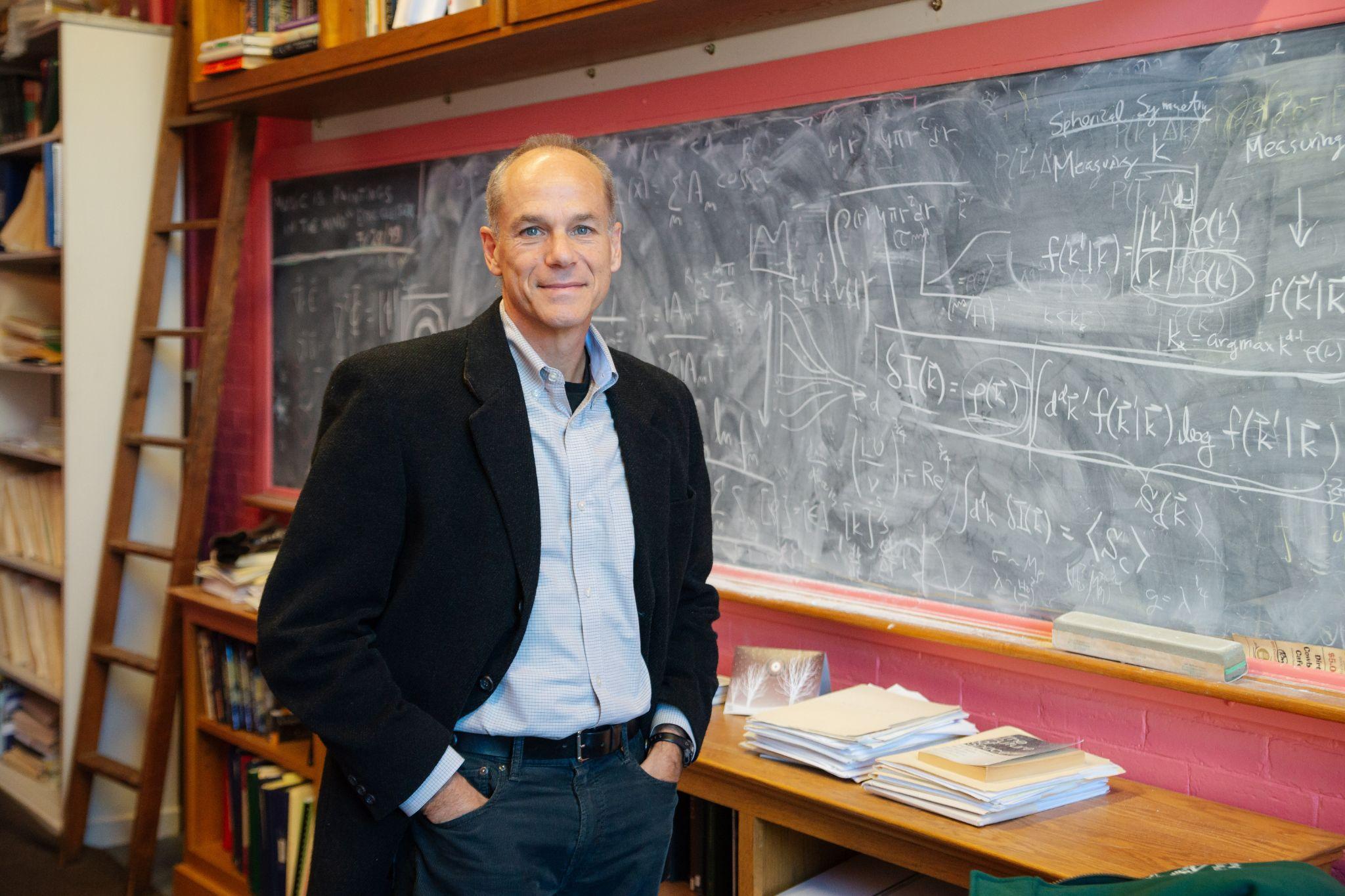 Marcelo Gleiser 2019 Laureate of Templeton Prize Headshot