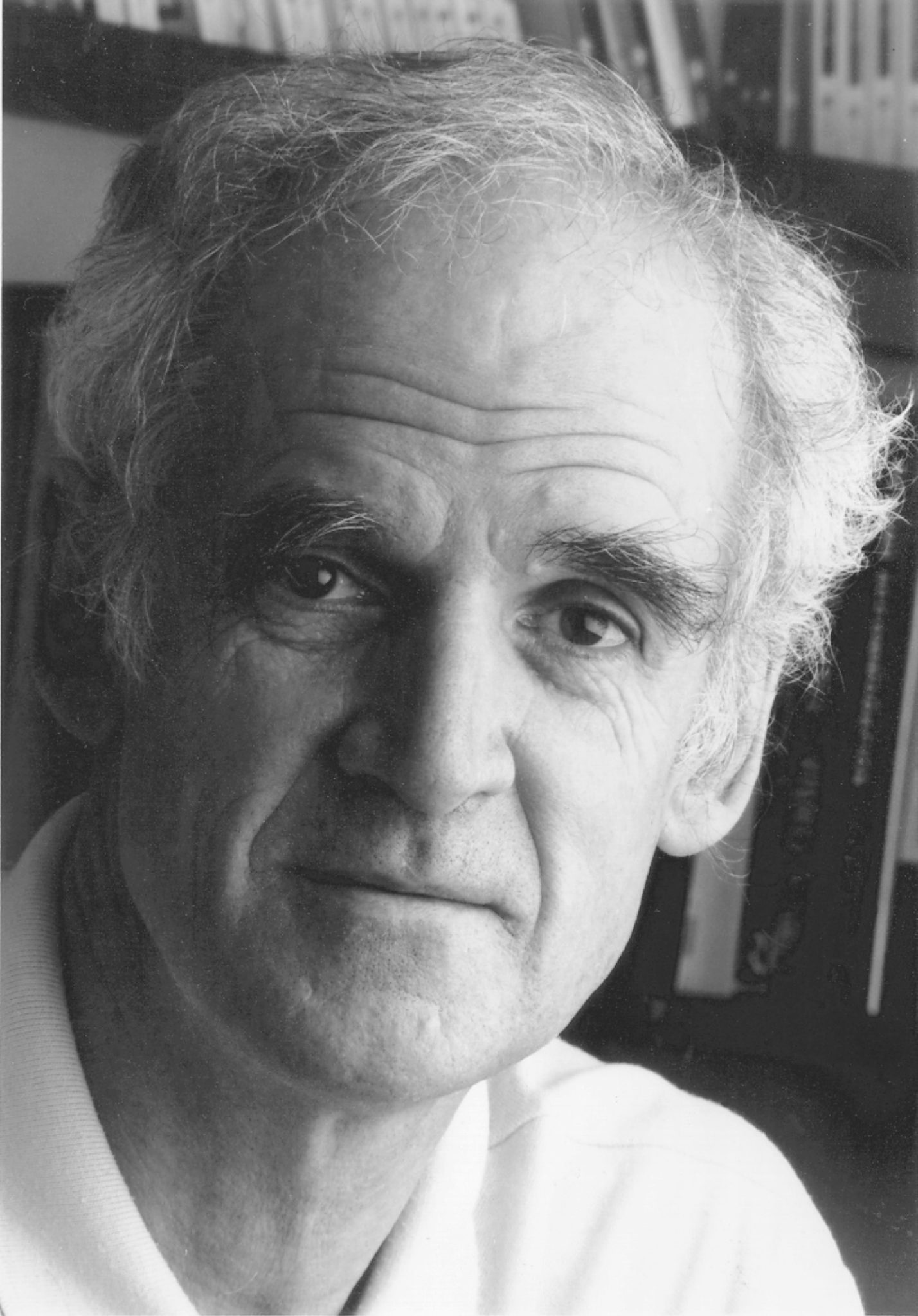 Photograph of philosopher and Templeton Prize winner Charles Taylor.